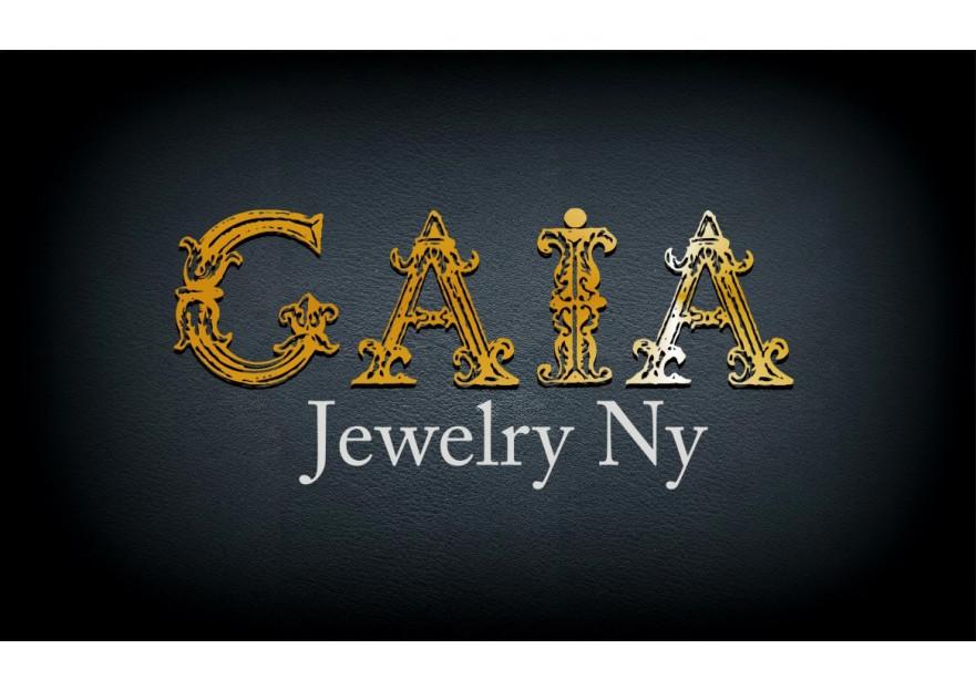 GAIA NY Taki Markasi Icin Logo Tasarimi yarışmasına altun1411 tarafından girilen tasarım