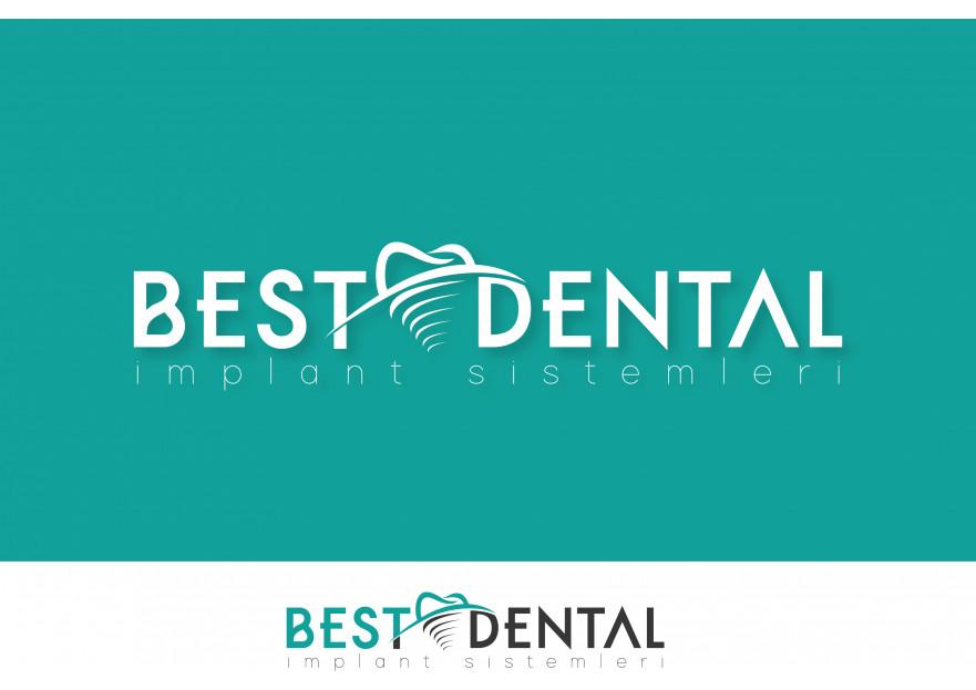 Best Dental Yeni logosunu arıyor yarışmasına tasarımcı DD Sanat™ tarafından sunulan  tasarım
