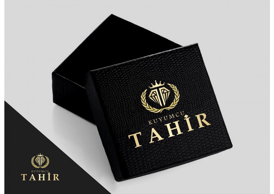 Kuyumcu Tahir -Farklı dikkat çeken logo  yarışmasına hcetinel tarafından girilen tasarım