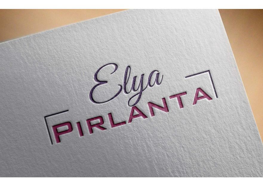 ELYA Pırlanta firması Logo tasarımı yarışmasına tasarımcı Thomas Bewick tarafından sunulan  tasarım