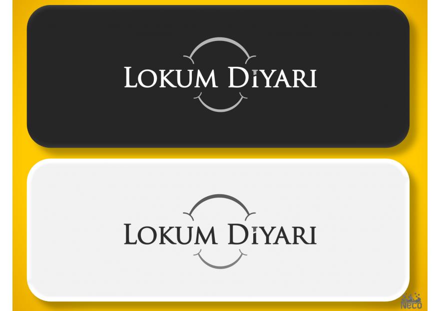LOKUM DİYARI Logo tasarımı yarışmasına Neco tarafından girilen tasarım