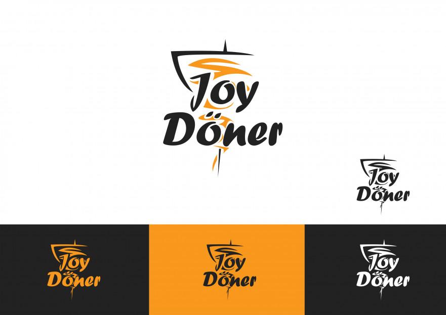 Döner Firmamıza Kurumsal Logo Arıyoruz yarışmasına tasarımcı serbay tarafından sunulan  tasarım