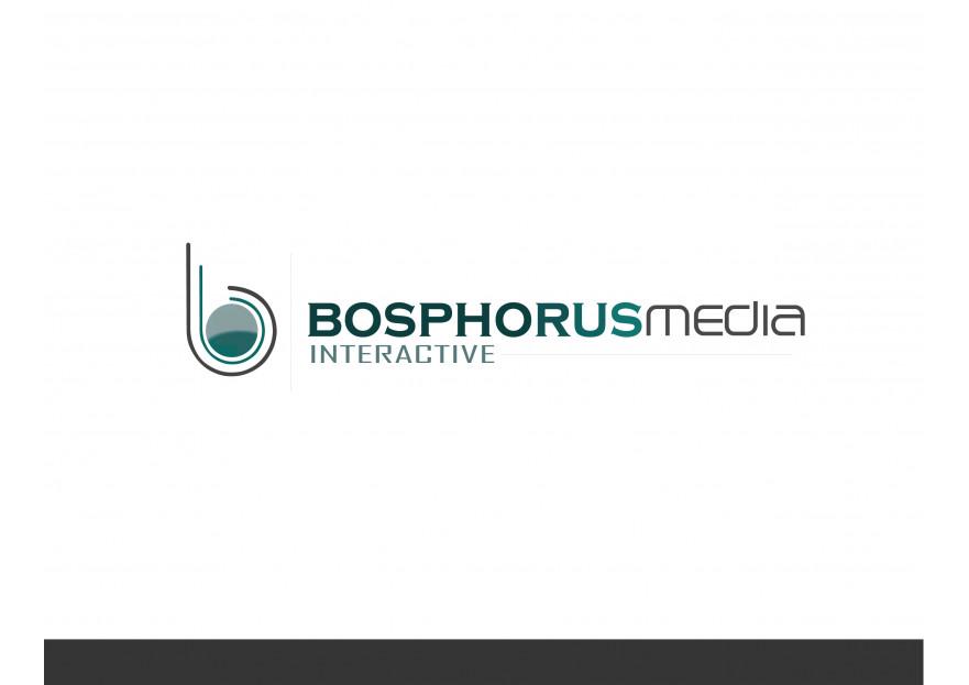 Medya Firmasına Logo Tasarımı yarışmasına tasarımcı tubanur tarafından sunulan  tasarım