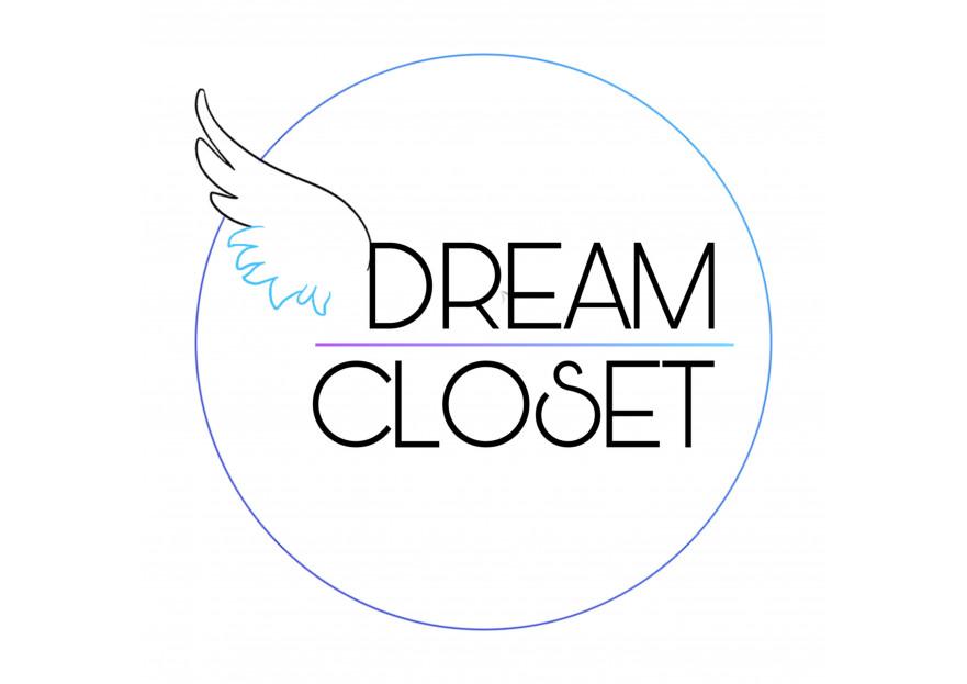 DreamCloset.net Logo yarışmasına tasarımcı Maybuke  tarafından sunulan  tasarım