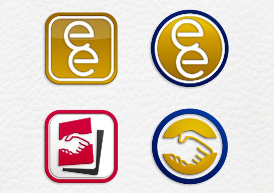 hizmeet.com - logo yarışması ve avatar yarışmasına tasarımcı HSEPI tarafından sunulan  tasarım