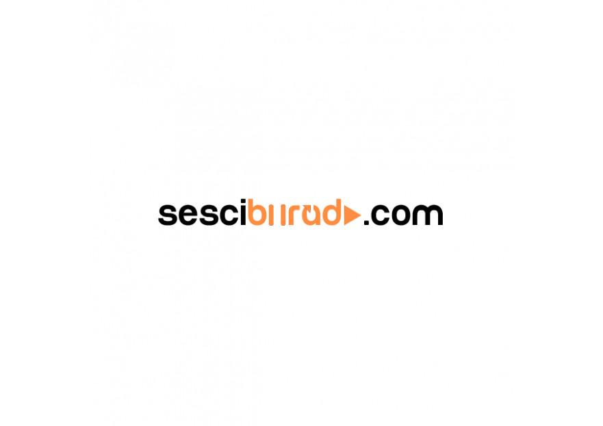 Sesciburada E-Ticaret sistemiz için logo yarışmasına tasarımcı Furkan Şahin tarafından sunulan  tasarım