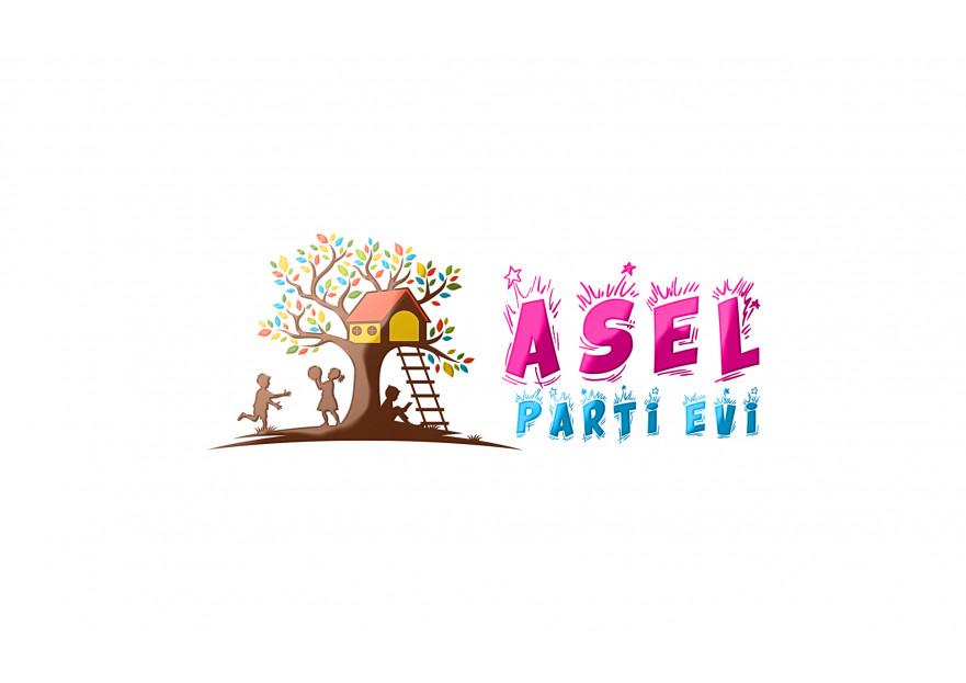 çocuk parti evi yarışmasına tasarımcı By Sönmez tarafından sunulan  tasarım