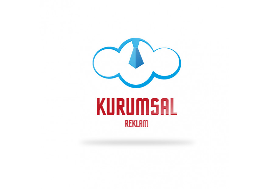 reklam şirketi için logo yarışmasına tasarımcı emreyurekli tarafından sunulan  tasarım