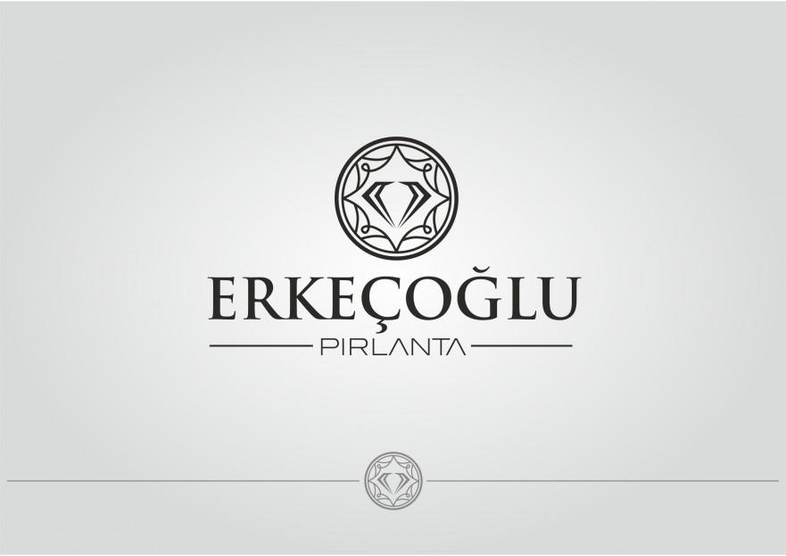 mücevher kadar zarif bir logo lazım yarışmasına tasarımcı gursan tarafından sunulan  tasarım