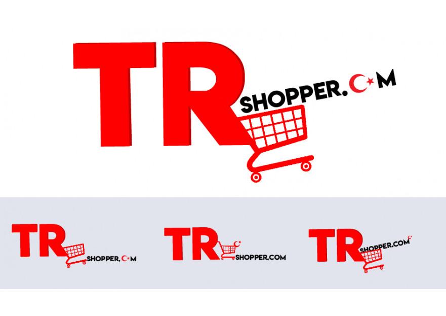 E-ticaret sitemiz için logo yarışmasına tasarımcı grafikeeer tarafından sunulan  tasarım