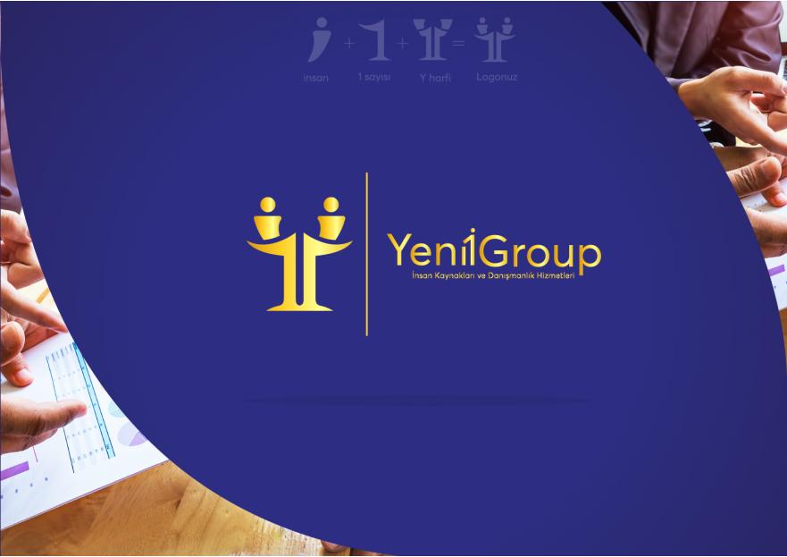 İnsan kaynakları için logo ve kartvizit  yarışmasına tasarımcı Logoritma tarafından sunulan  tasarım