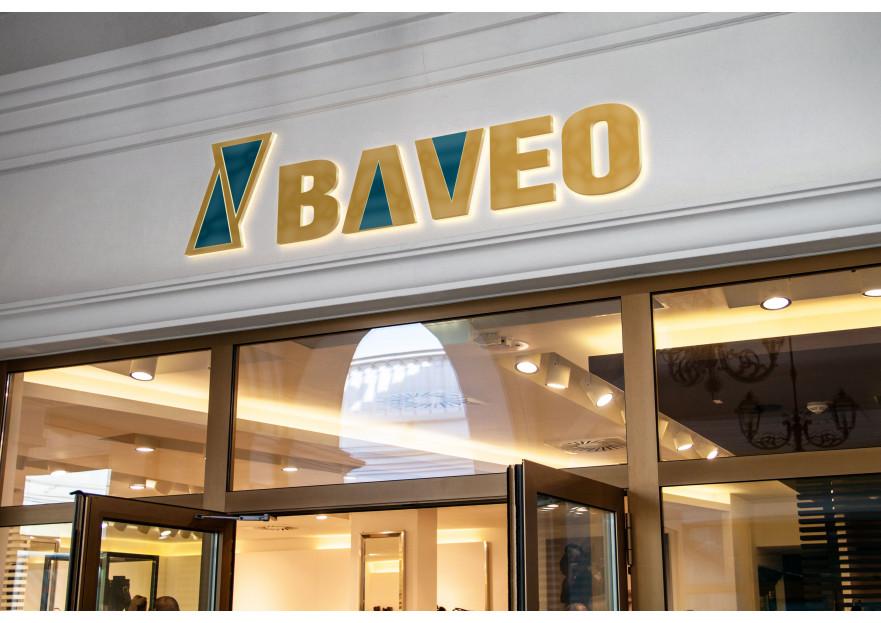Baveo markamıza logo yarışmasına SEVDAM AYYILDIZ tarafından girilen tasarım