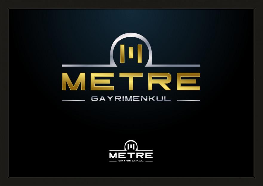 Gayrimenkul Firmamıza Logo  yarışmasına tasarımcı BLACK™ tarafından sunulan  tasarım