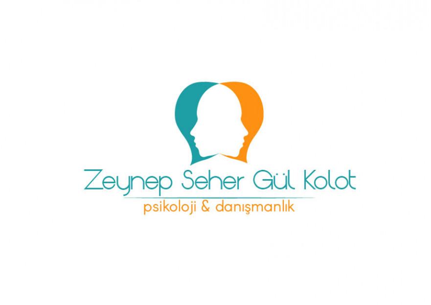 Psikoloji kliniği logo tasarımı yarışmasına tasarımcı 48eylül tarafından sunulan  tasarım
