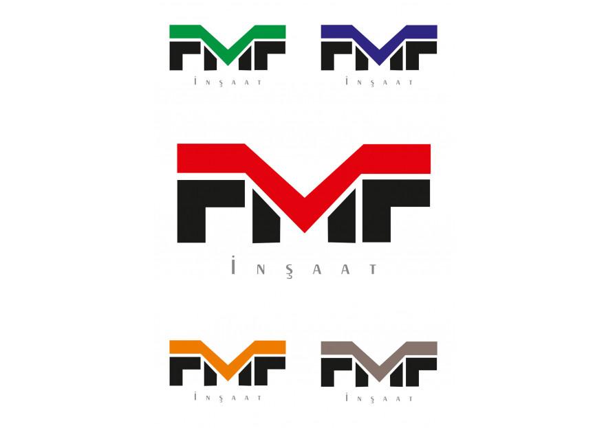Müteahhitlik Firmamıza Logo Tasarımı yarışmasına tasarımcı knrzbk tarafından sunulan  tasarım