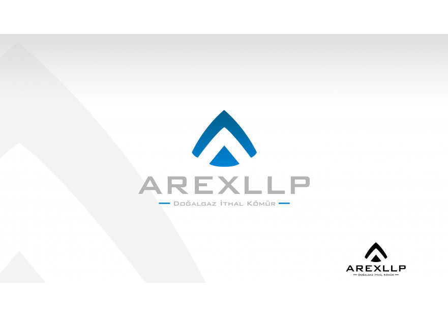 AREX LLP Logo Tasarımı yarışmasına Ayes Tasarım tarafından girilen tasarım