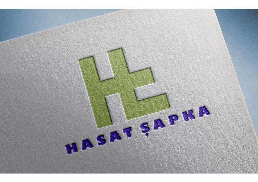 Ht Hasat Şapka Logo çalışması yarışmasına tasarımcı designedbyby tarafından sunulan  tasarım