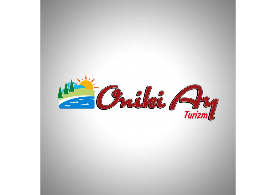 oniki ay ( 12 ay ) turizm logo çalışması yarışmasına tasarımcı Rapsodi tarafından sunulan  tasarım