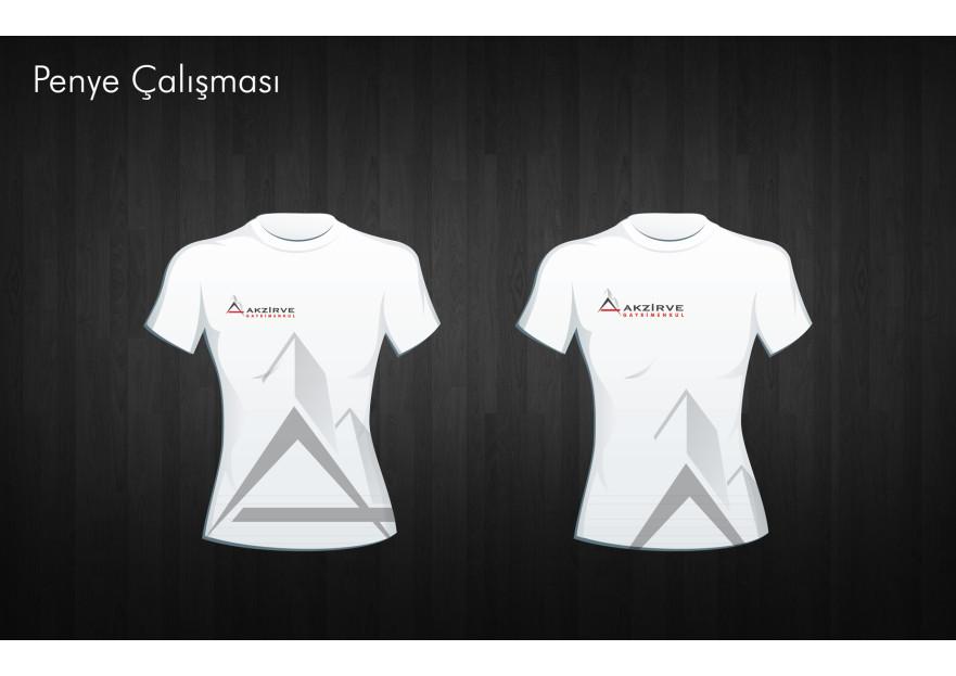 AKZİRVE  yarışmasına tasarımcı Ayes Tasarım tarafından sunulan  tasarım