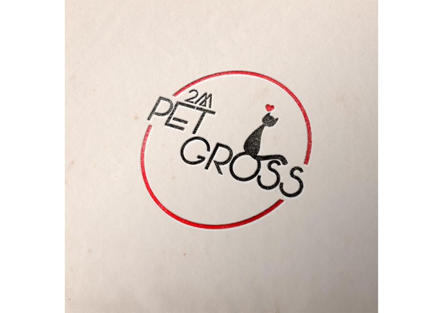 PET MARKET İÇİN LOGO TASARIMI yarışmasına tasarımcı mizureklam tarafından sunulan  tasarım