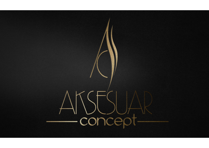 AKSESUAR CONCEPT ADLI MARKAMIZA LOGO yarışmasına SEVEN_Design_ tarafından girilen tasarım