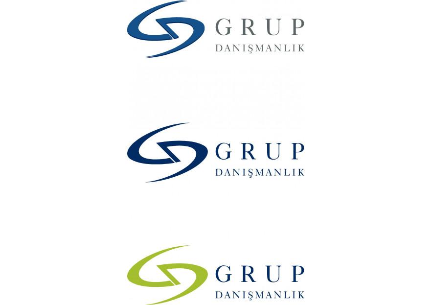 Grup Danismanlik (GD) Logo Tasarimi yarışmasına gratas tarafından girilen tasarım