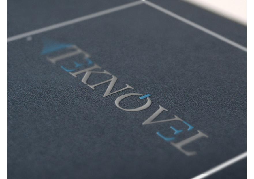 Bilisim ve Danismanlik firmasi icin logo yarışmasına tasarımcı yeliztasarım tarafından sunulan  tasarım