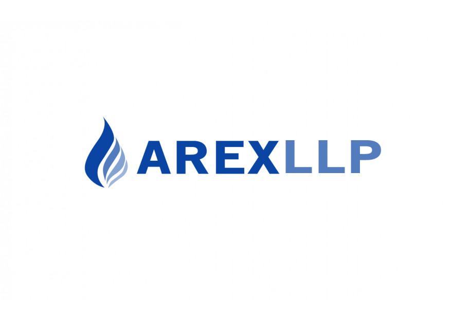 AREX LLP Logo Tasarımı yarışmasına SerkanYANIKSES tarafından girilen tasarım