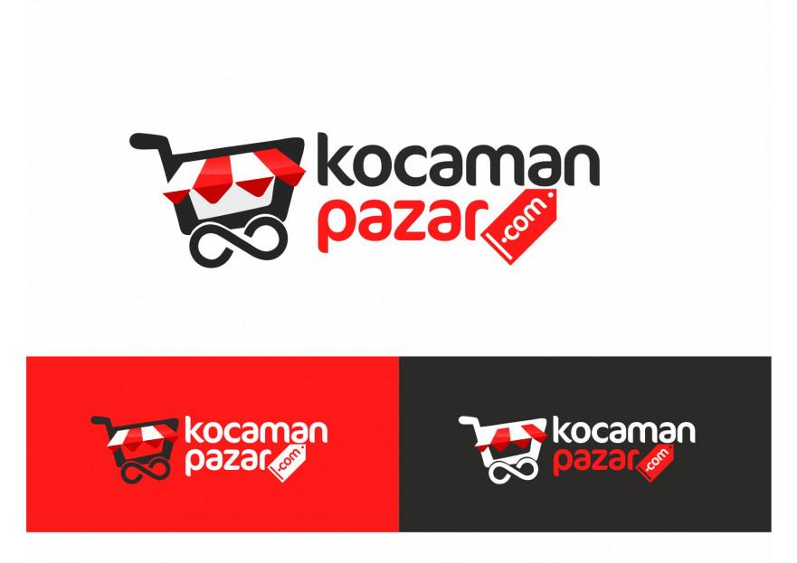 Yeni E-Ticaret Sitemiz İçin Logo Tasarım yarışmasına tasarlaelora tarafından girilen tasarım