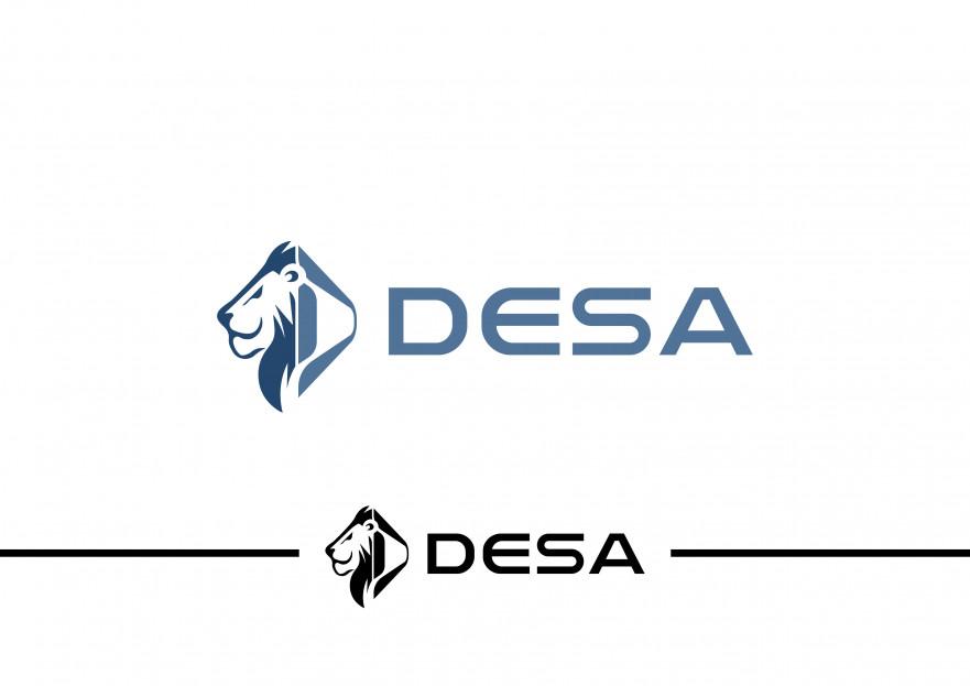 DESA  için logo tasarımı (akü -enerji) yarışmasına AlKoDesign tarafından girilen tasarım
