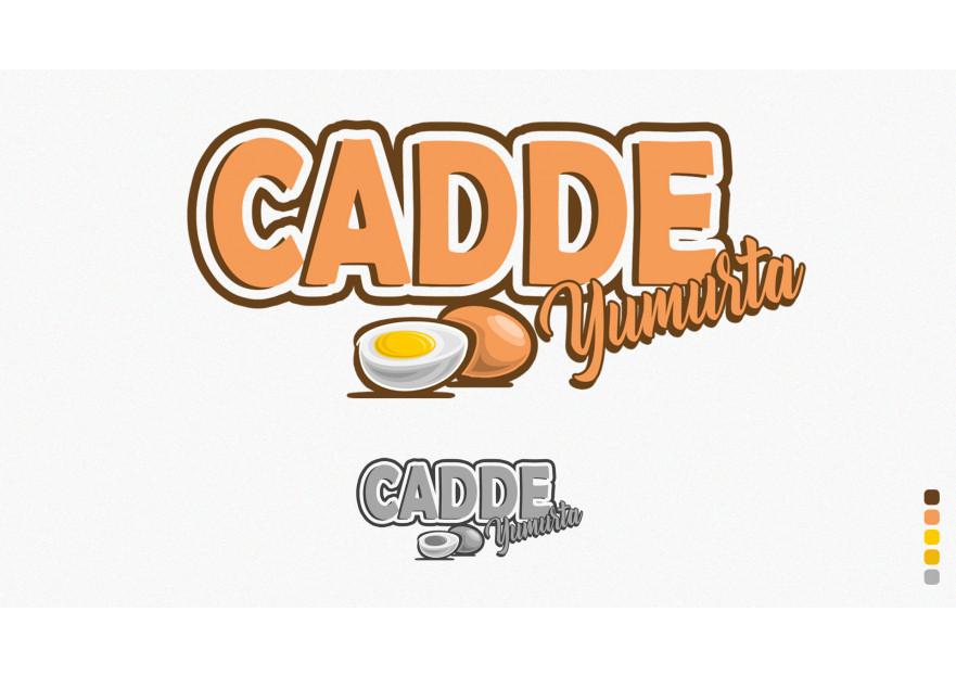 Cadde Logo Tasarım Yarışması yarışmasına X198 tarafından girilen tasarım