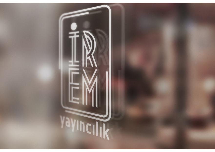 10 Yıllık yayın evimize logo değişikliği yarışmasına Cuneight tarafından girilen tasarım