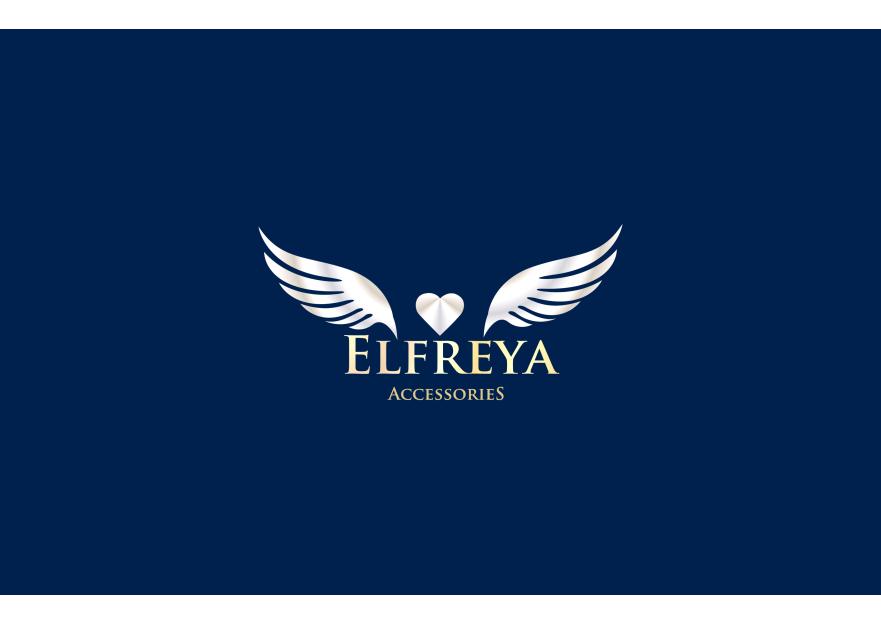 elfreya takı logosu  yarışmasına hcetinel tarafından girilen tasarım