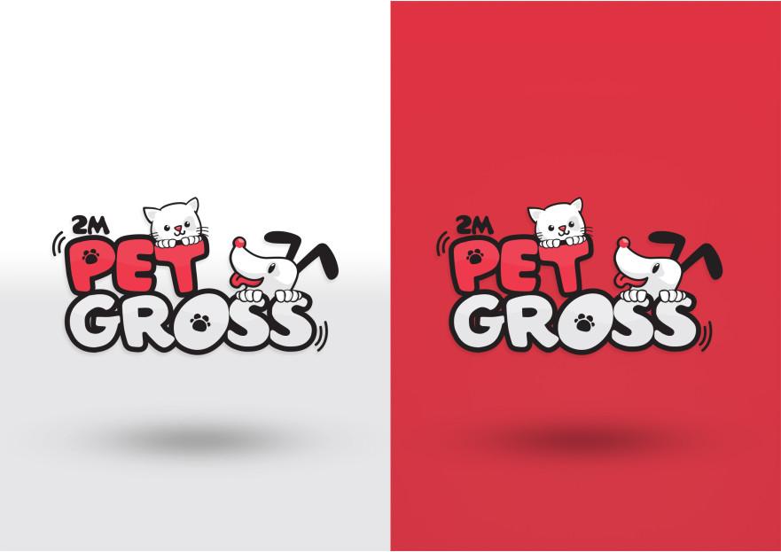 PET MARKET İÇİN LOGO TASARIMI yarışmasına Hello tarafından girilen tasarım