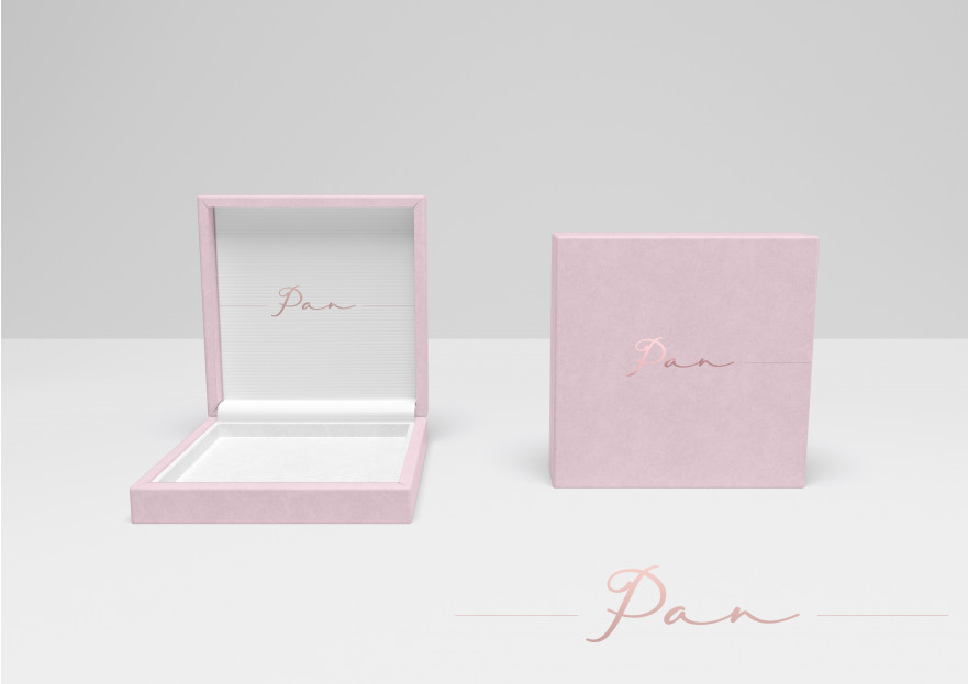 Kuyumcu (Fine Jewelry) Logo Yarışması yarışmasına tasarımcı scosteR tarafından sunulan  tasarım