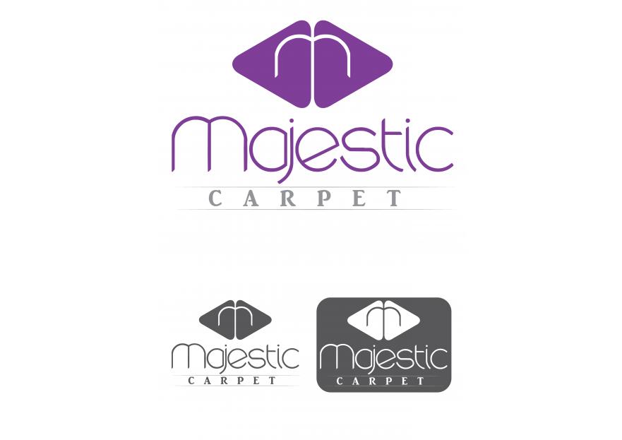 MAJESTIC HALI  Logo Tasarım yarışmasına citymanager tarafından girilen tasarım