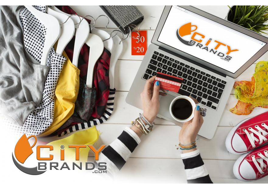 Online Mağazası logo yarışmasına tasarımcı medyastr10g tarafından sunulan  tasarım