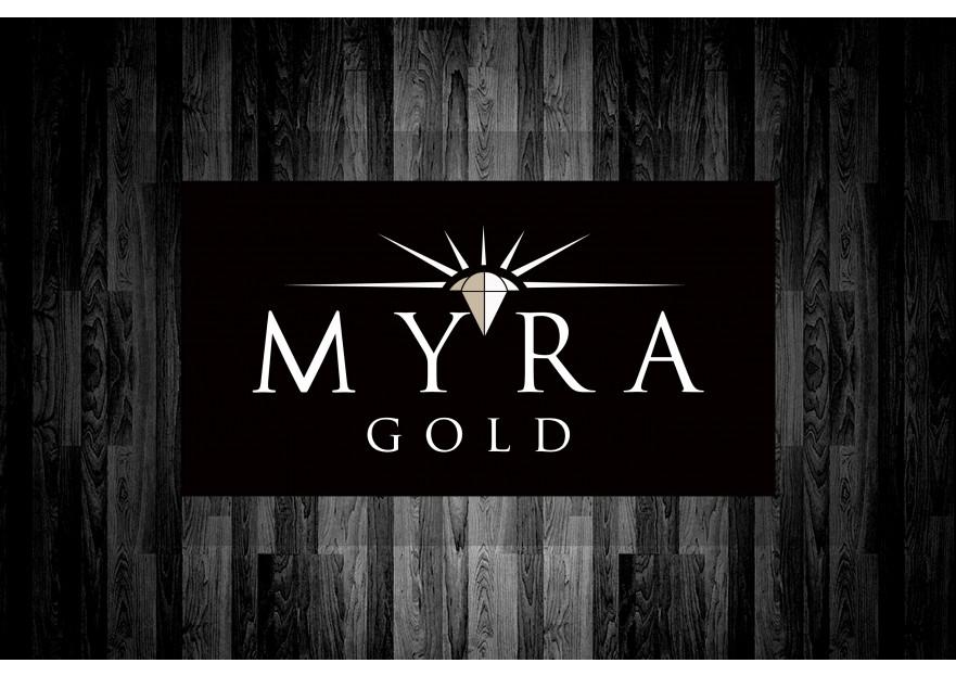 Myra Gold Kurumsal Kimlik Logosu yarışmasına tasarımcı celender tarafından sunulan  tasarım