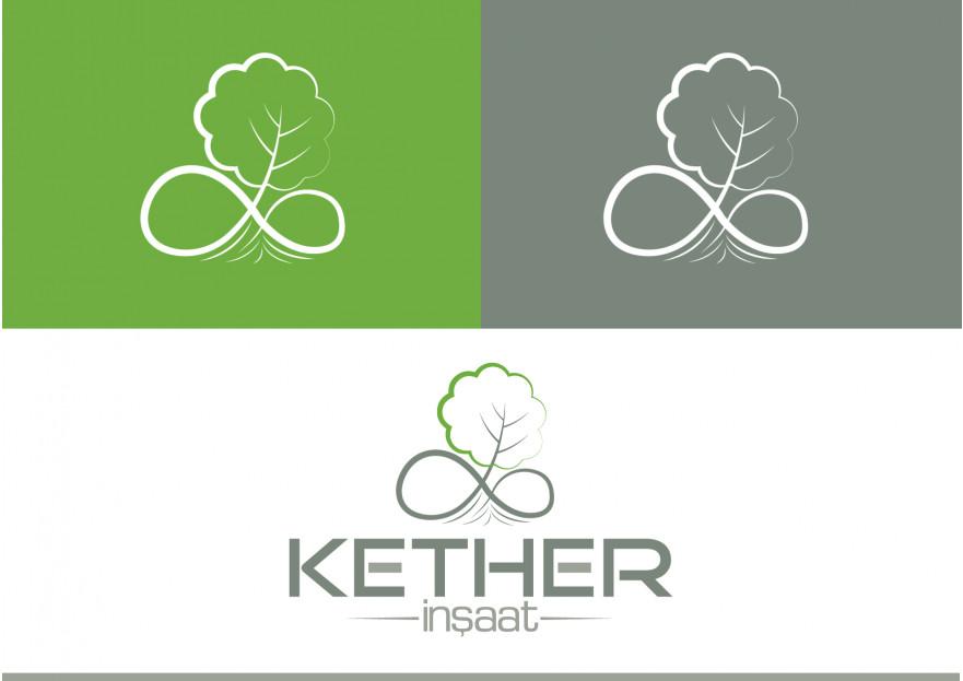 İnşaat firması logo tasarımı yarışmasına •Peregrine• tarafından girilen tasarım
