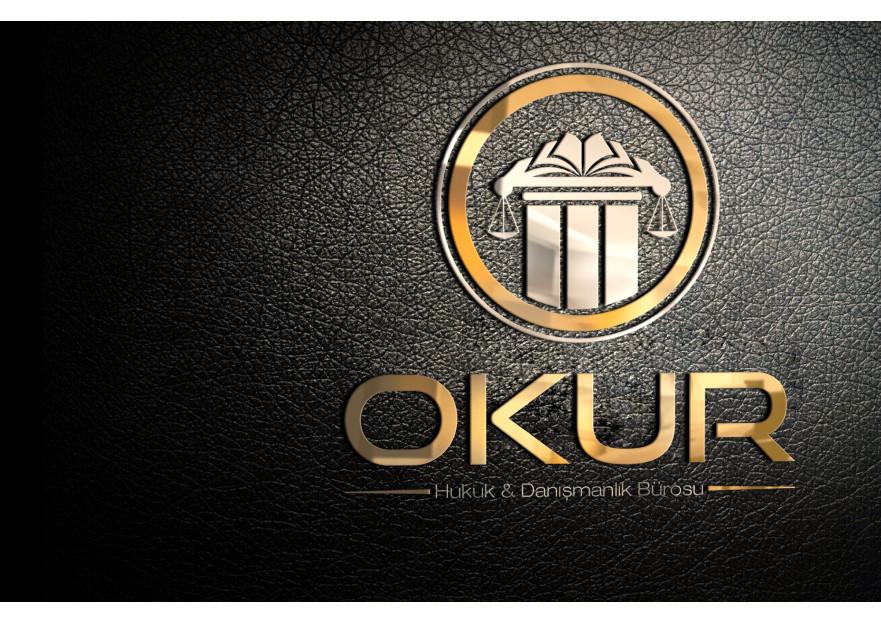 Soyadımız Hukuk Büromuza Logo Olsun  yarışmasına tasarımcı A. GÜLER tarafından sunulan  tasarım