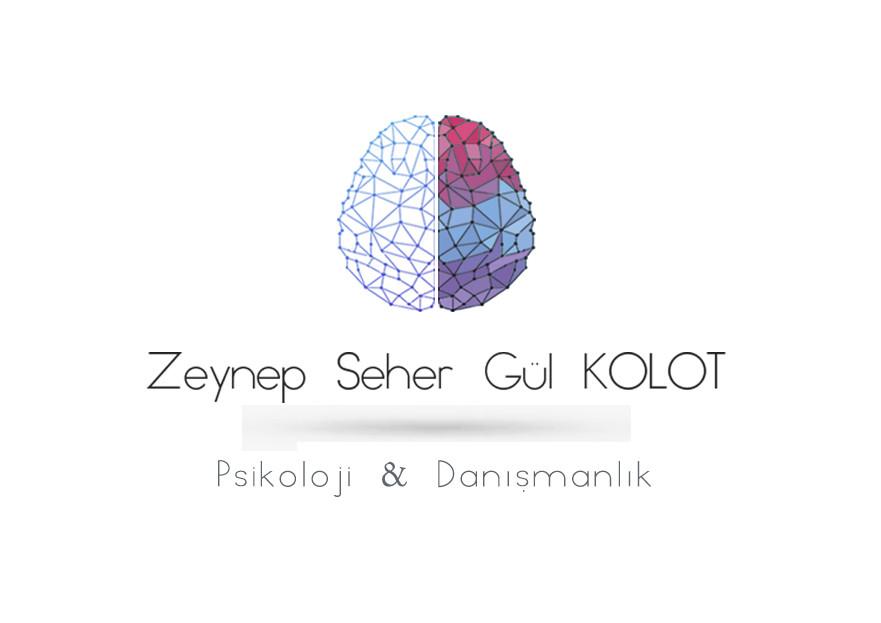 Psikoloji kliniği logo tasarımı yarışmasına tasarımcı DilayS tarafından sunulan  tasarım