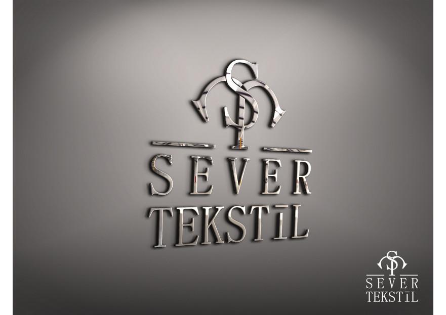 Tekstil firma logosu yarışmasına Logo Runlog tarafından girilen tasarım