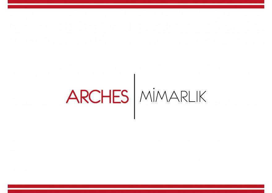 mimarlık firması için logo tasarımı yarışmasına tasarımcı EmreDesign ™ tarafından sunulan  tasarım