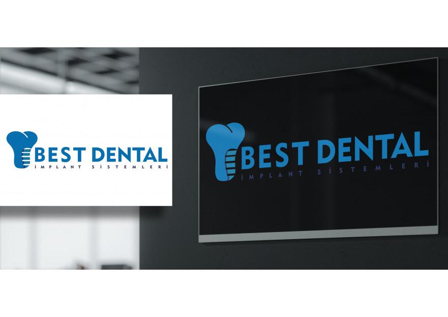 Best Dental Yeni logosunu arıyor yarışmasına tasarımcı hknkzlkn tarafından sunulan  tasarım