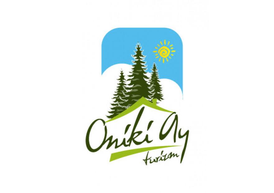 oniki ay ( 12 ay ) turizm logo çalışması yarışmasına tasarımcı Ayes Tasarım tarafından sunulan  tasarım