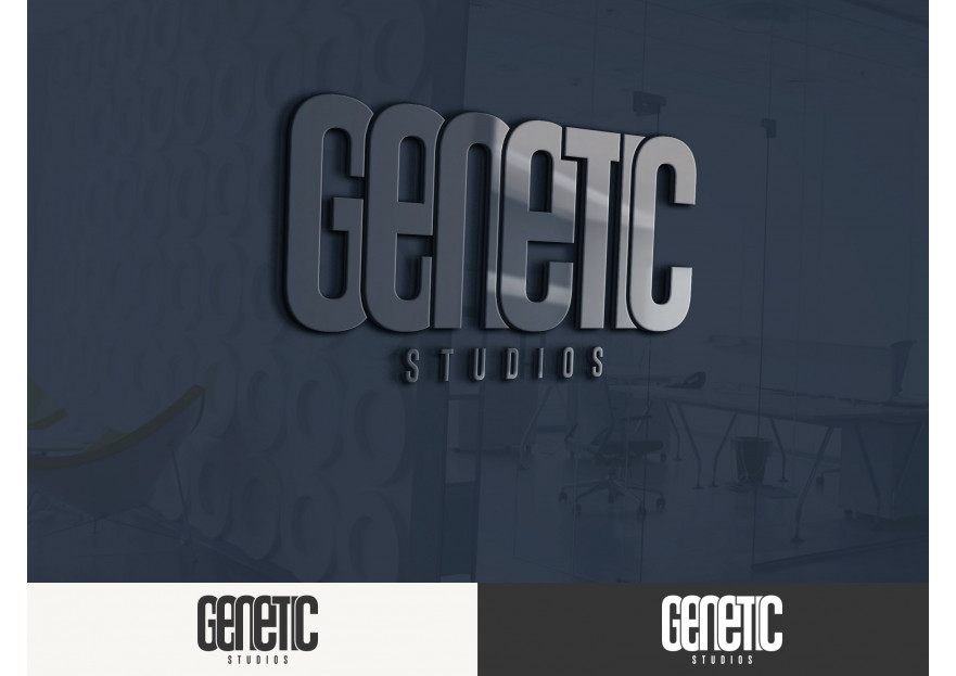 Oyun Firması İçin Logo Tasarımı yarışmasına tasarımcı OD5 tarafından sunulan  tasarım