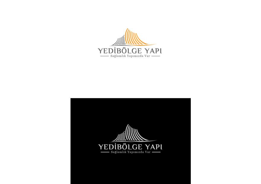İnşaat firmamız için logo tasarımı yarışmasına ibrc_tasarim tarafından girilen tasarım