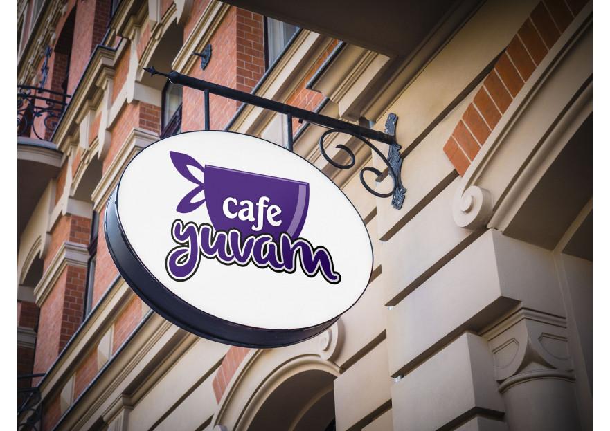 Bodrum da Minimal  Cafe yarışmasına Polyanna tarafından girilen tasarım