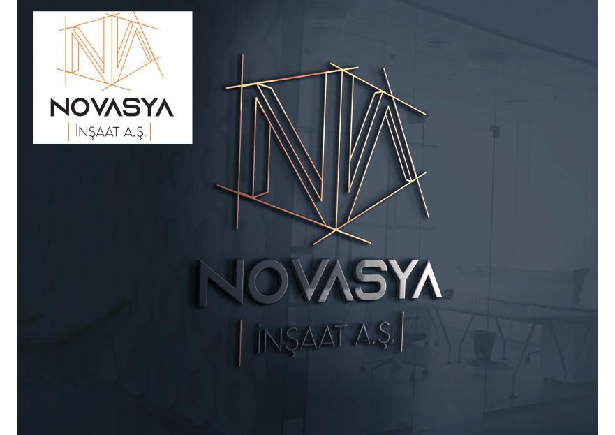 'NOVASYA İNŞAAT A.Ş' EN İYİ OLAN GELSİN! yarışmasına tasarımcı ekceen  tarafından sunulan  tasarım