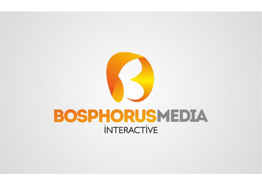 Medya Firmasına Logo Tasarımı yarışmasına gursan tarafından girilen tasarım